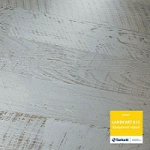 Ламинат LAMIN Art Wood Крашеный Серый 8213298