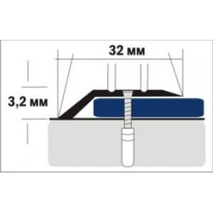 Алюминиевые пороги С1