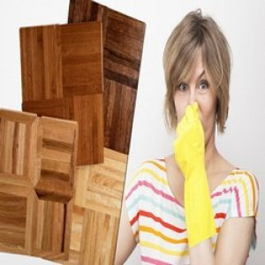 Как устранить неприятный запах линолеума
