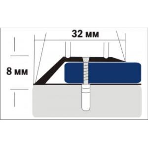 Алюминиевые пороги С2