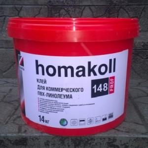 Клей Homakoll 148 Prof 14 кг