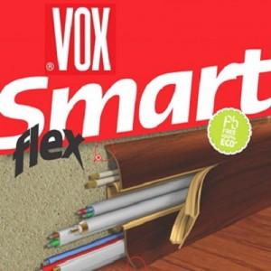 Плинтус ПВХ VOX Smart Flex